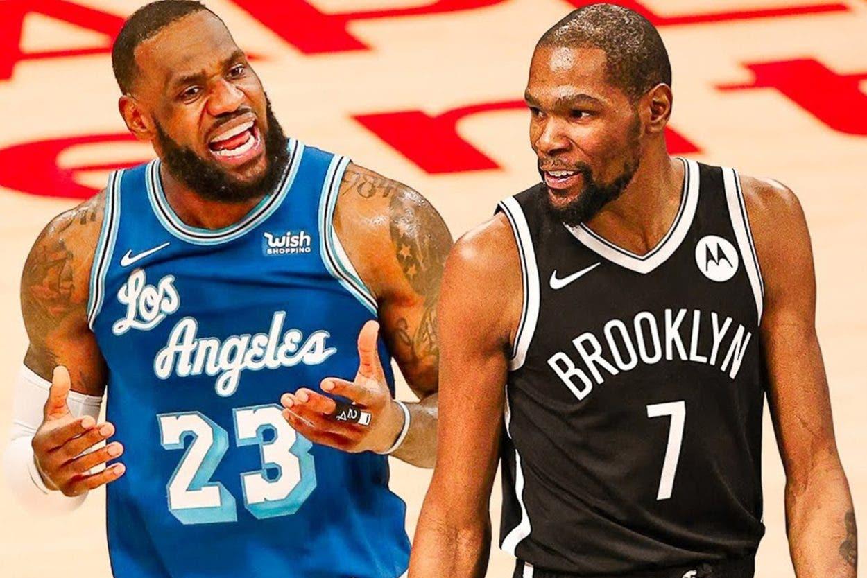 ¿Hay algo más allá de Lakers y Nets?