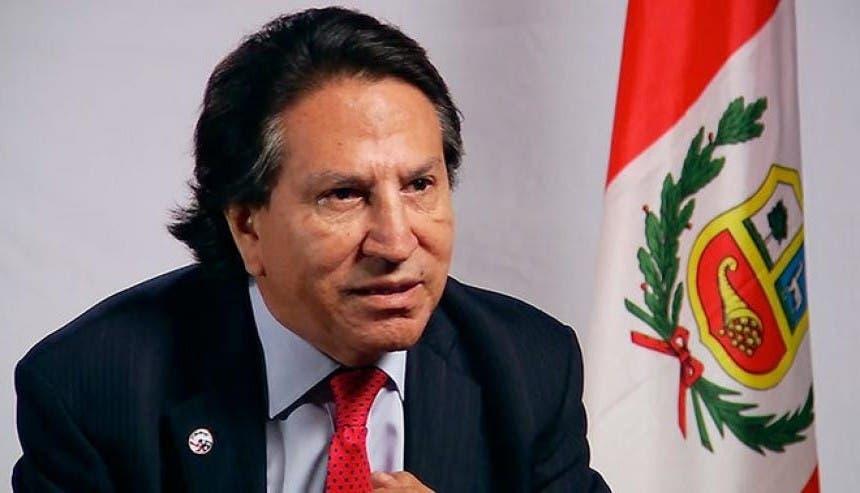 Alejandro Toledo, pxpresidente de Perú