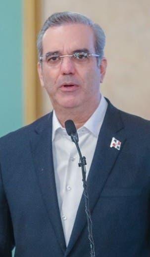 Presidente Luis Abinader