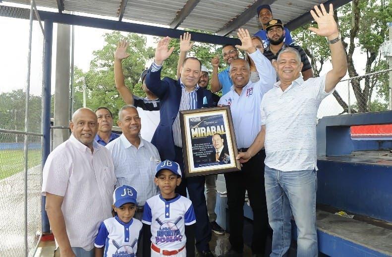 Mirabal: «He impulsado 25 nuevos cronistas»