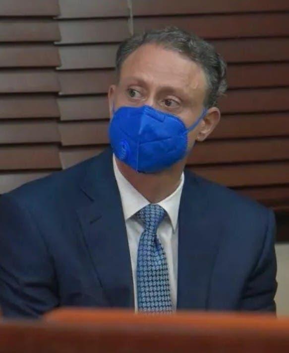 Rafael Canó es otro de los implicados en el caso Medusa, por el que guarda prisión el exprocurador Jean Alain