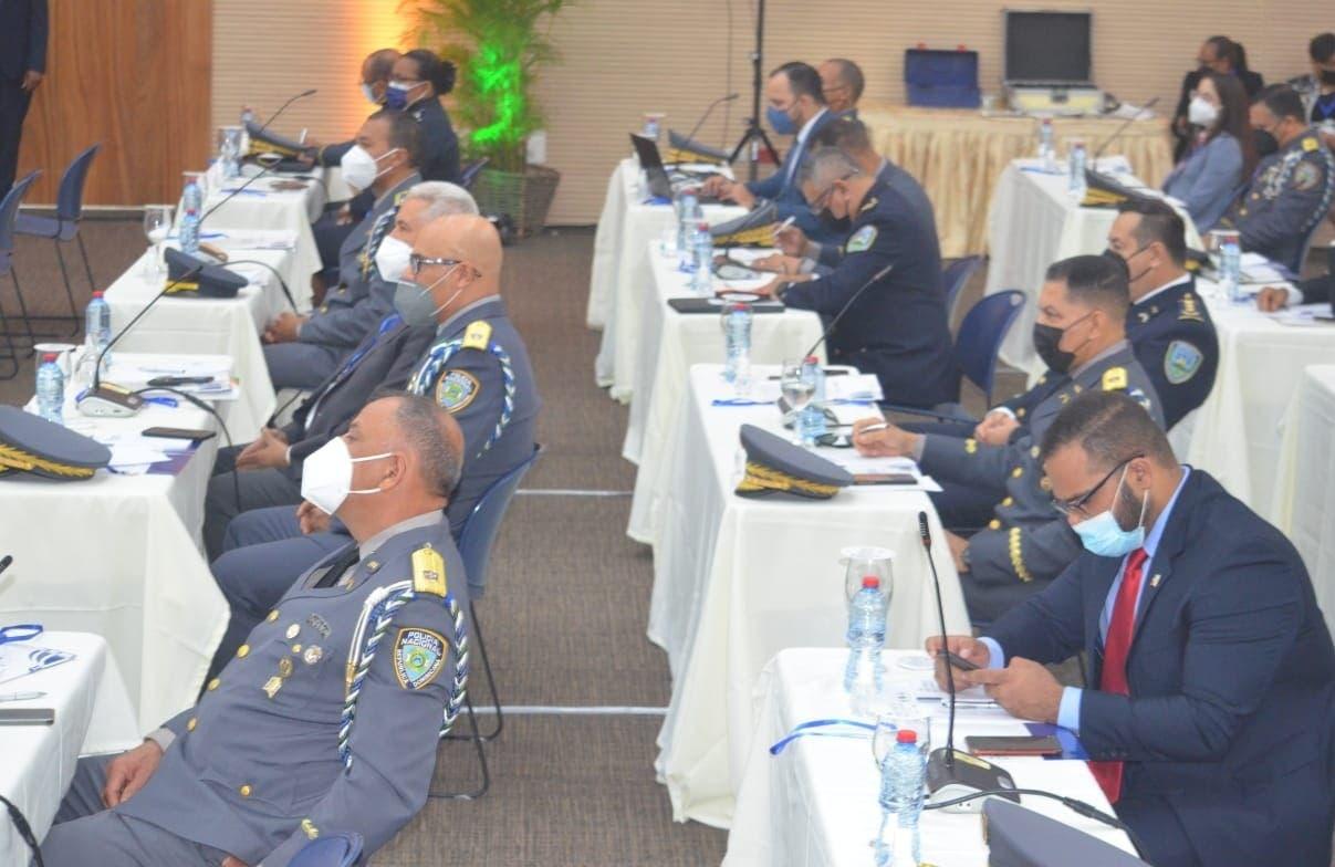 Abinader dice reforma Policía es tarea de todos