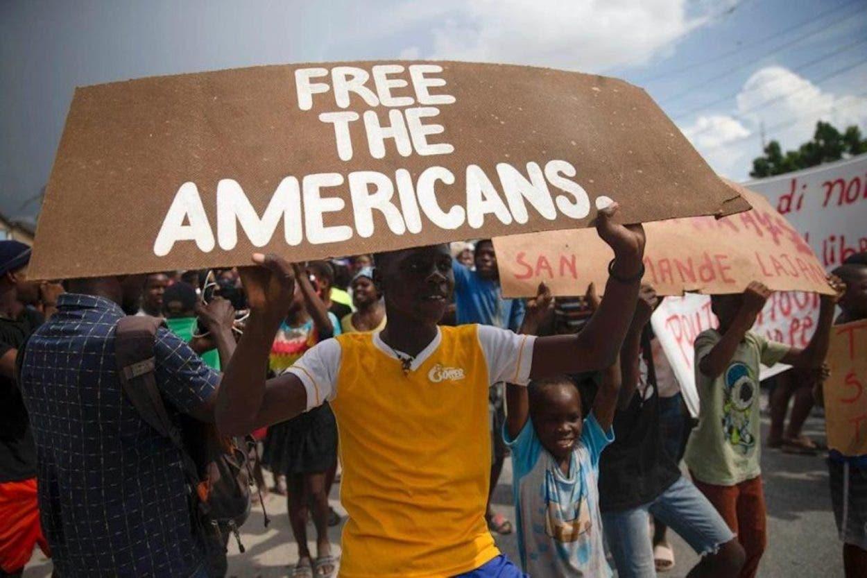 A una semana del secuestro de misioneros en Haití aún sin datos oficiales