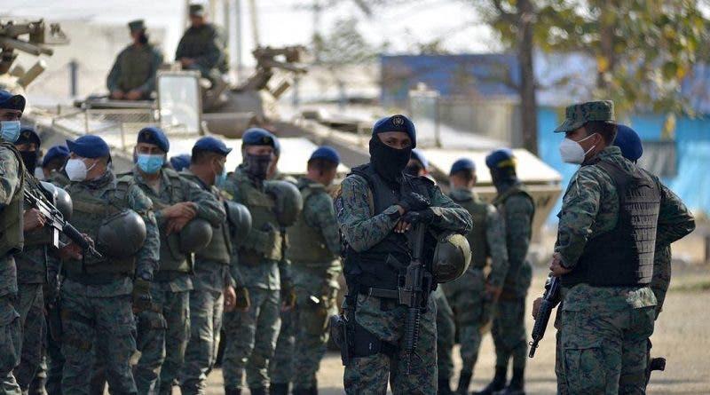Ecuador decreta estado de excepción para enfrentar narcotráfico y delincuencia