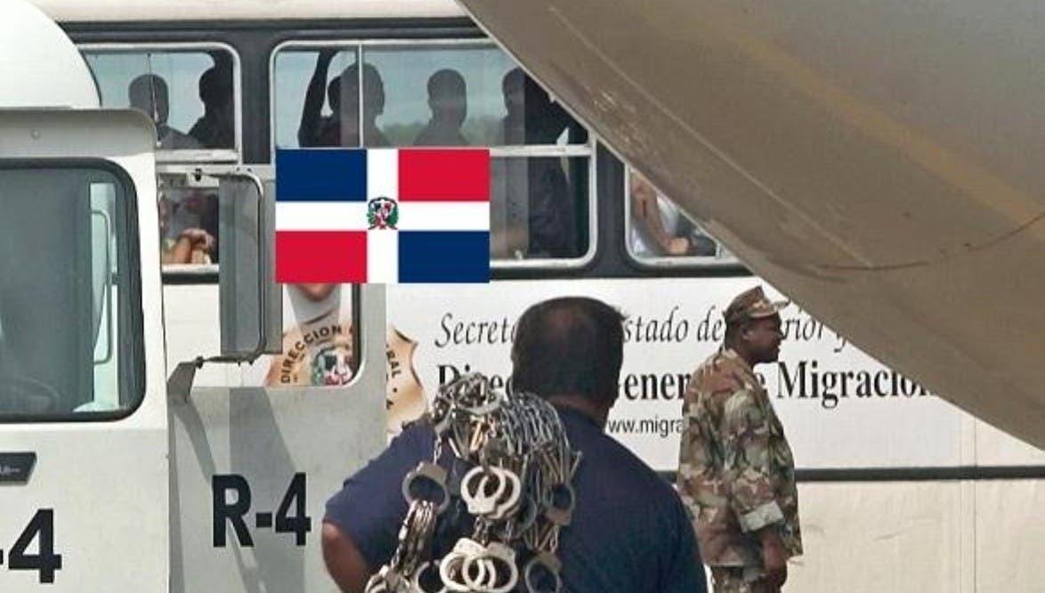 EEUU repatria a RD mil 724 exconvictos en el 2021