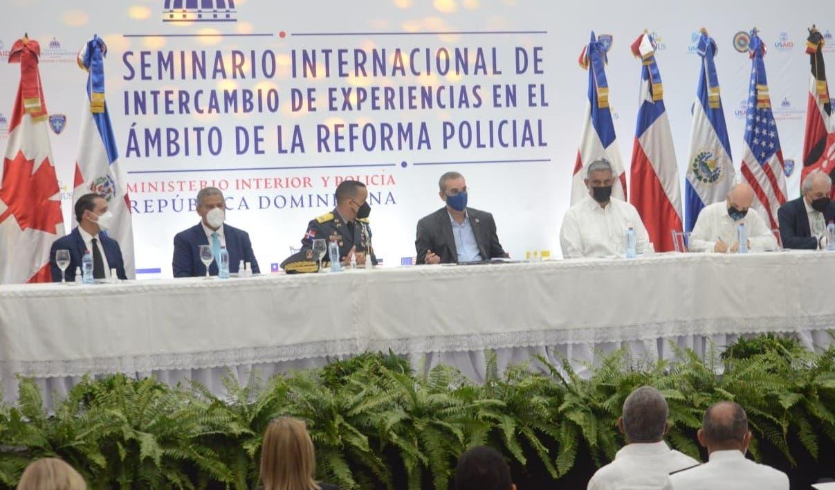 Expectativas ante reforma de Policía