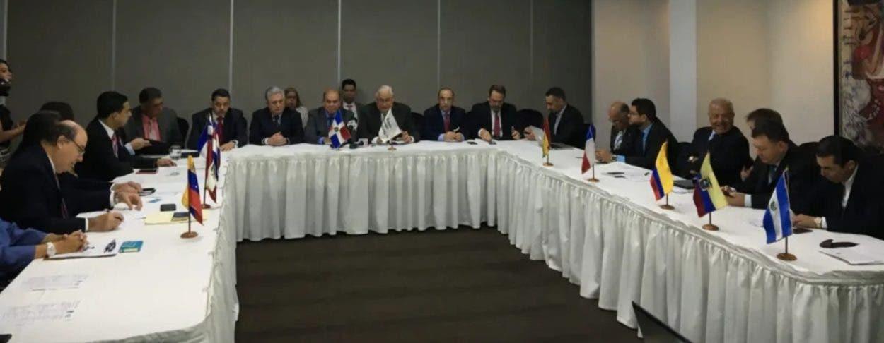Partidos AL respaldan posición RD sobre Haití
