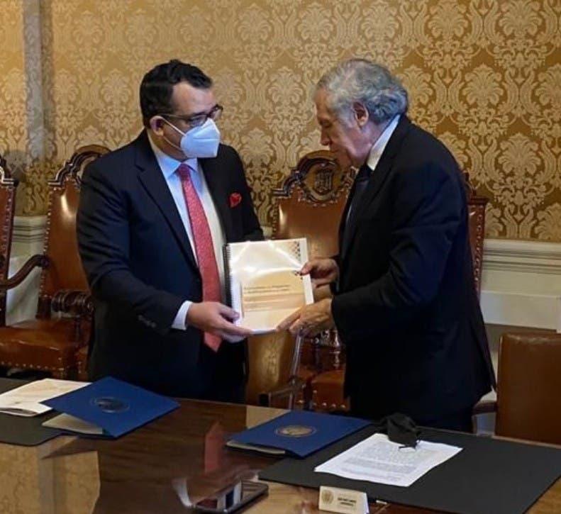 JCE y OEA buscan fortalecer procesos electorales de RD