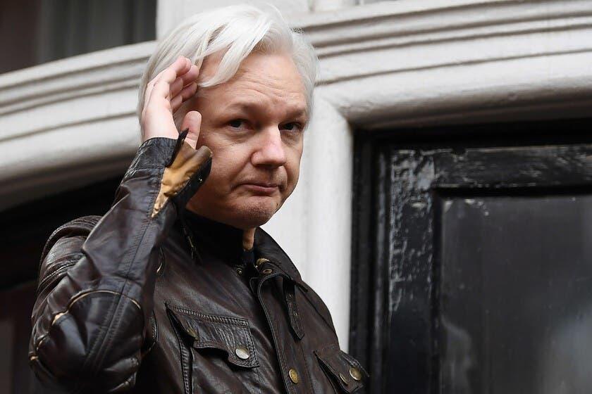 EEUU no someterá a Assange a régimen carcelario