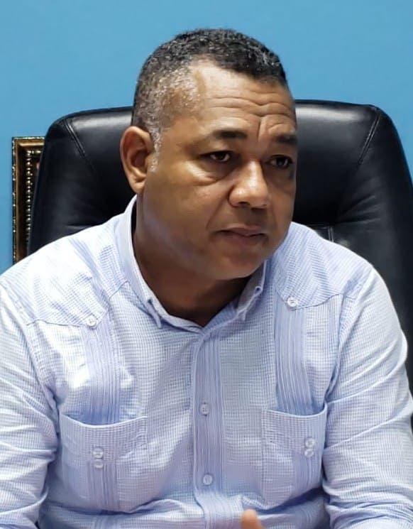 Fermín Brito Rincón, alcalde Boca Chica.