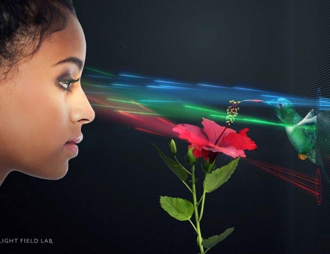 Por ahí se acercan hologramas reales