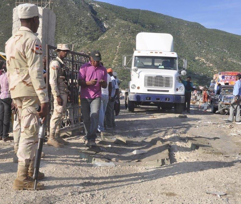Confirman sólo un camionero fue liberado Haití