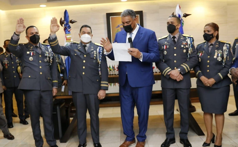 Esperan nuevo jefe PN ponga fin a delincuencia