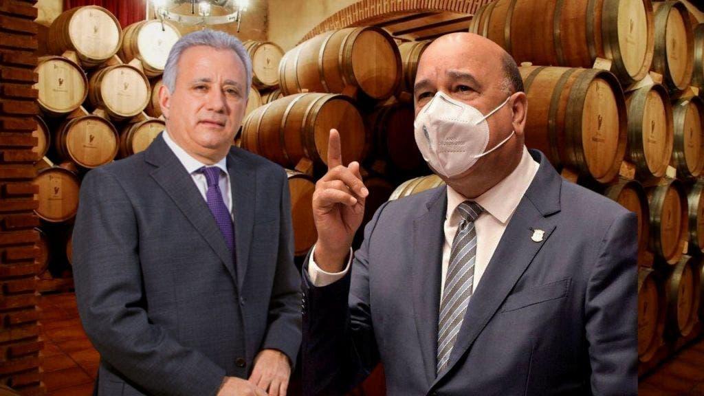 Senador Bauta la emprende contra colega Taveras Guzmán por el barrilito