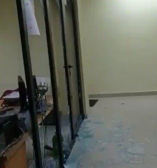 Oficina destrozada en confuso incidente en local Asodemu UASD