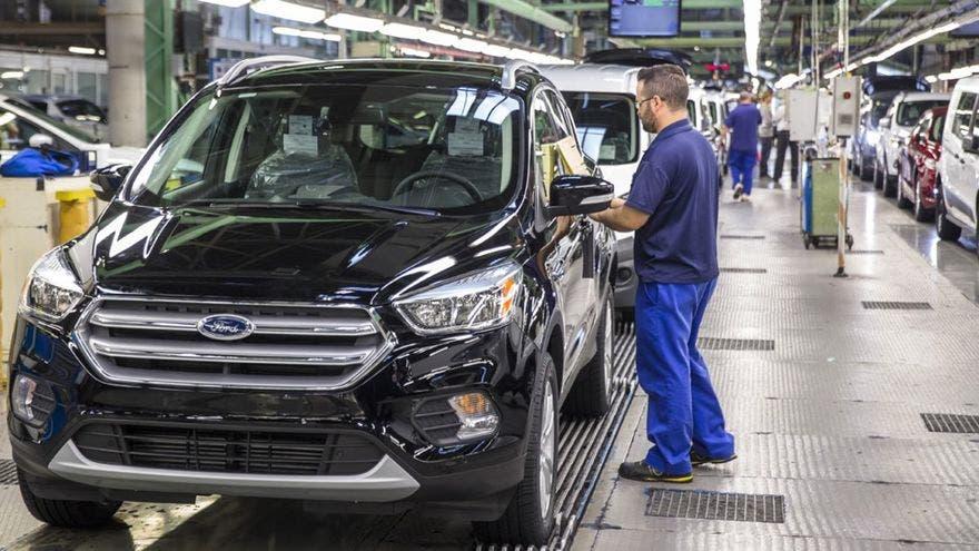 Beneficios de Ford llegan a US$5,637 MM en los 9 primeros meses