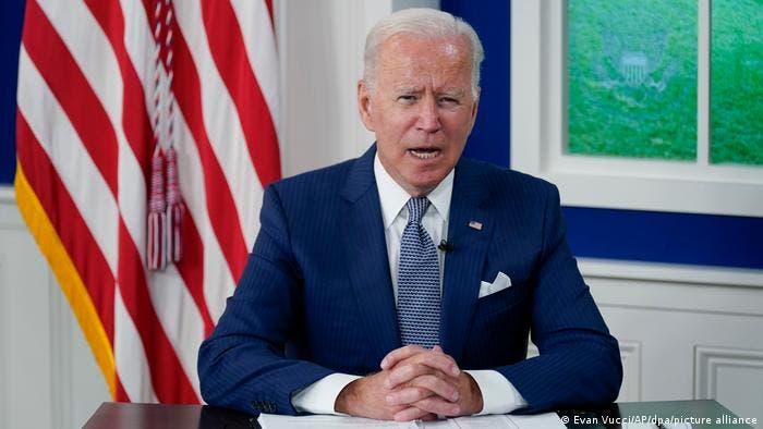 Biden, cauto ante el acuerdo en el Senado para evitar un impago de deuda