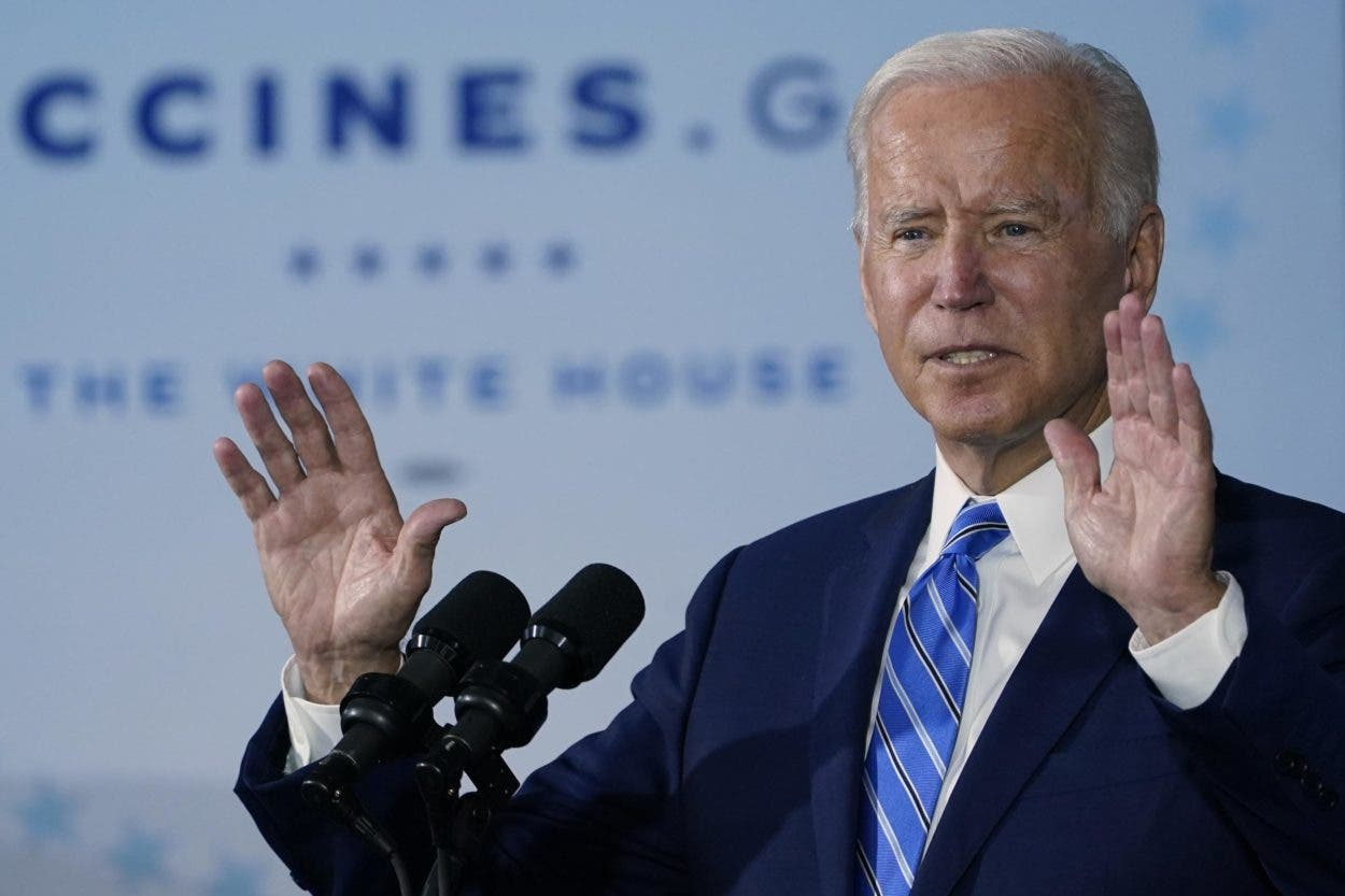 Biden proclama el Día de los Pueblos Indígenas en EEUU
