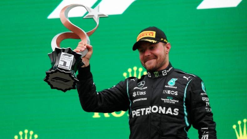 Valtteri Bottas gana por primera vez en 2021