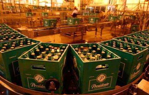 Falta botellas crea crisis mercado cervezas