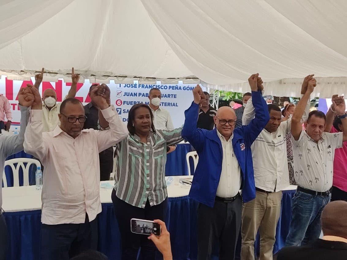 Cinco corrientes magisteriales se unen para elecciones ADP