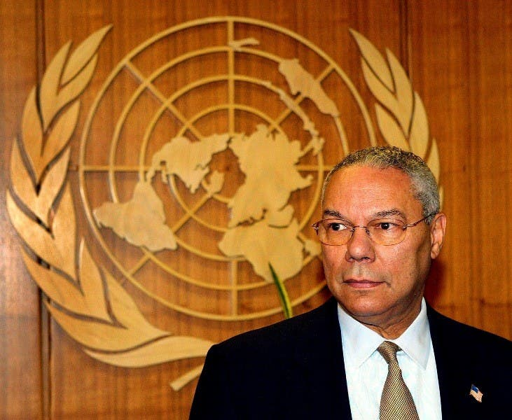 Muere general Colin Powell