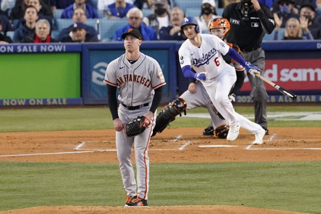 Como debía ser: Gigantes y Dodgers chocan en 5to juego