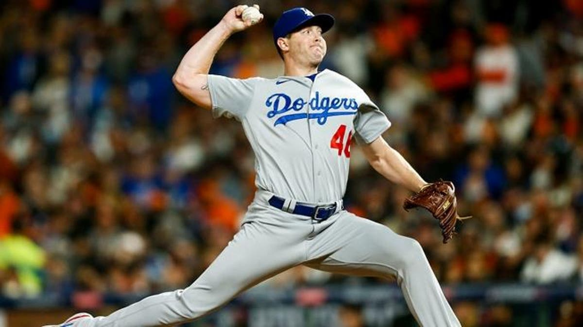 Dodgers se deciden por Knebel como abridor del primer partido ante Bravos