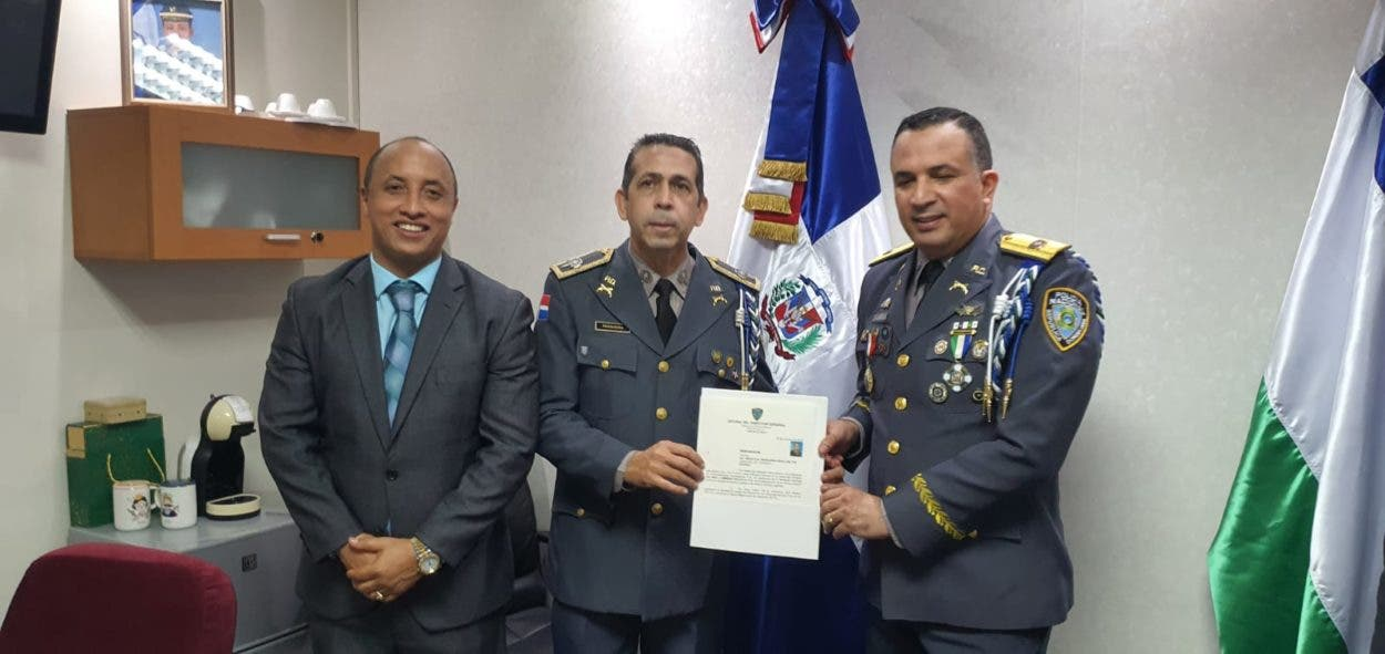 Coronel Pesqueira vuelve a vocería de la Policía