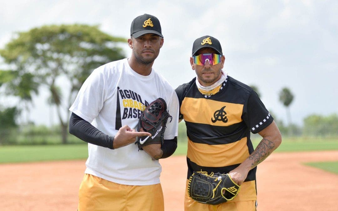 Cubano Maya volverá con las Águilas a defender corona