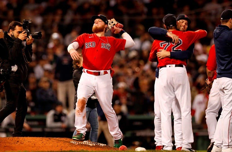 Boston jugará Serie Divisional con Rays