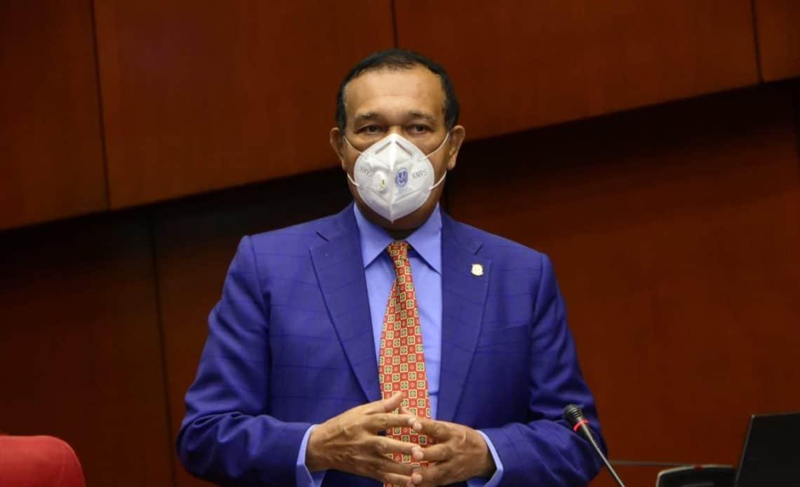 Enterrarán este jueves hijo del senador Antonio Marte