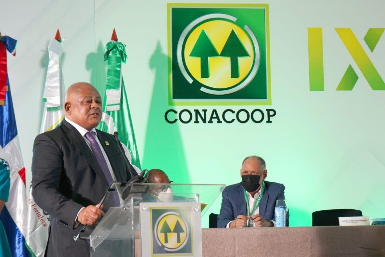 Revelan alta incidencia de cooperativas en producción nacional