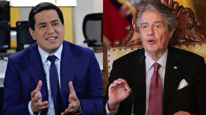 Excandidato Arauz pide renuncia de Lasso o elecciones por papeles de Pandora
