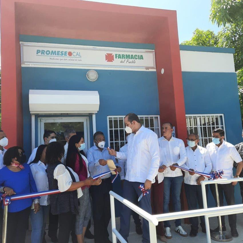 Inauguran 7 Farmacias del Pueblo en San Juan