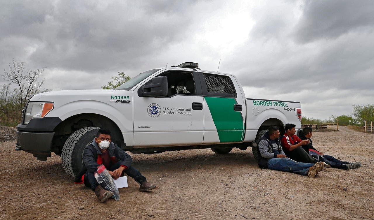 Arrestos en frontera de EEUU con México alcanzan cifras nunca vistas