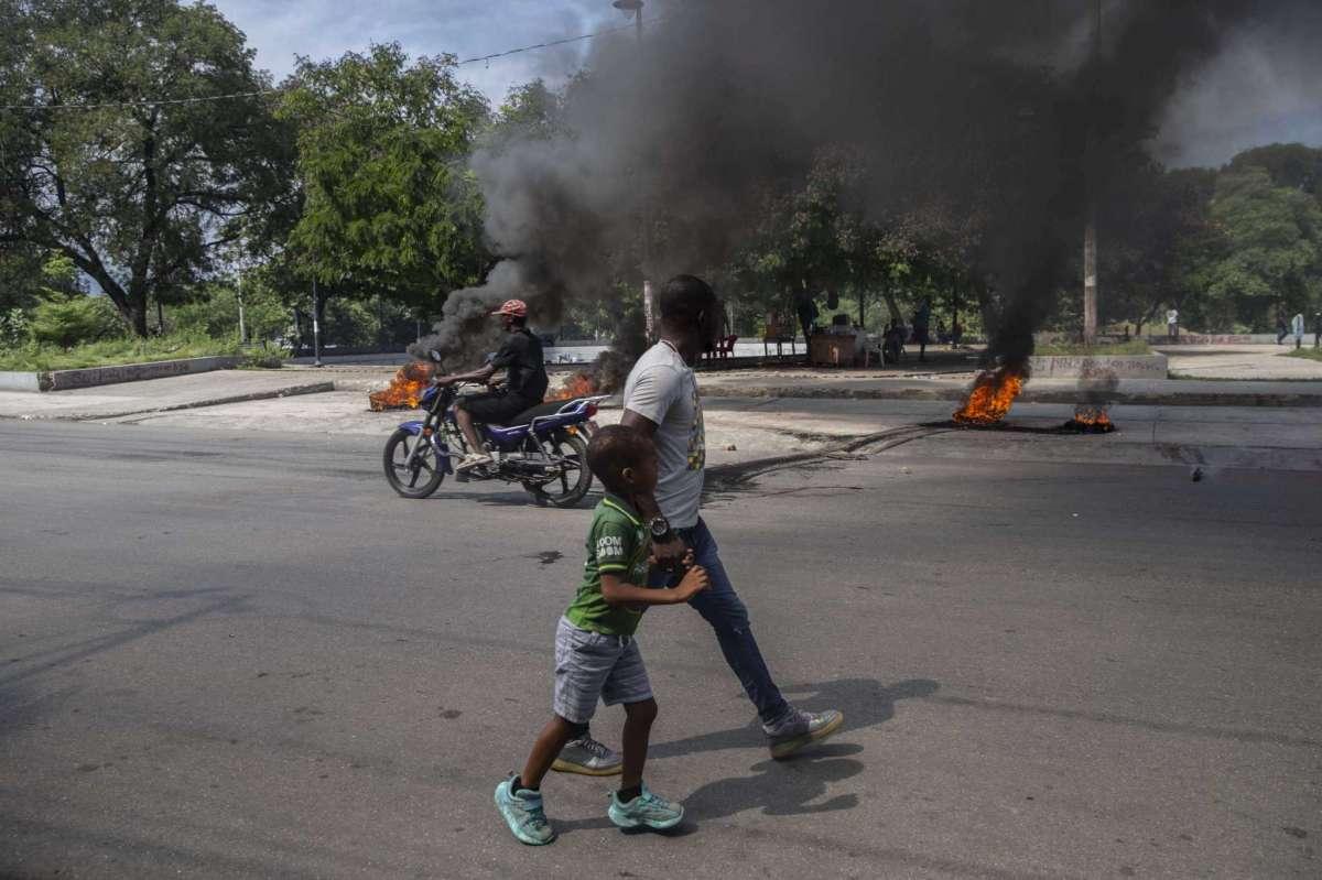 Huelga en protesta por falta de seguridad paraliza Haití