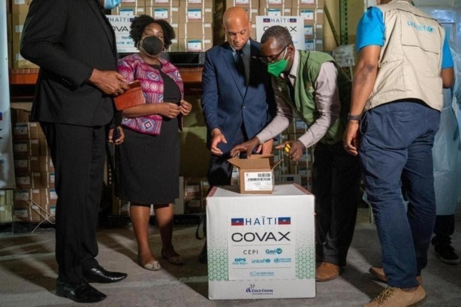Haití devuelve 250 mil vacunas a punto de caducar al Covax