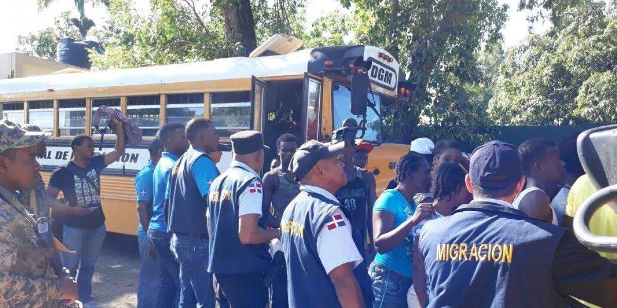 Haití se queja de forma en que realizan deportaciones de sus ciudadanos en RD