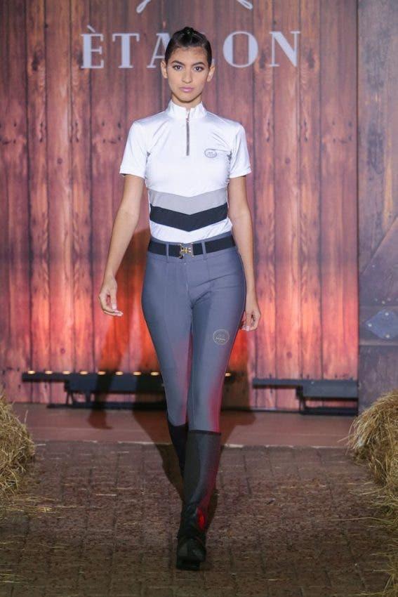 Lanzan Ètalon, primera marca de moda ecuestre dominicana
