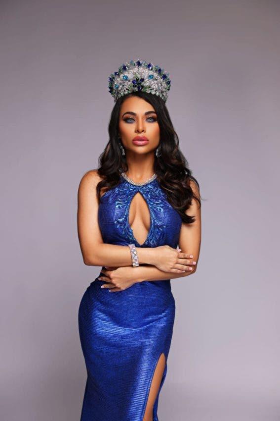 Dominicana Amy Rebecca representará a RD en Miss Petite