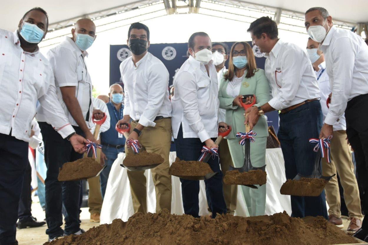 Inician rehabilitación planta de tratamiento en Castillo