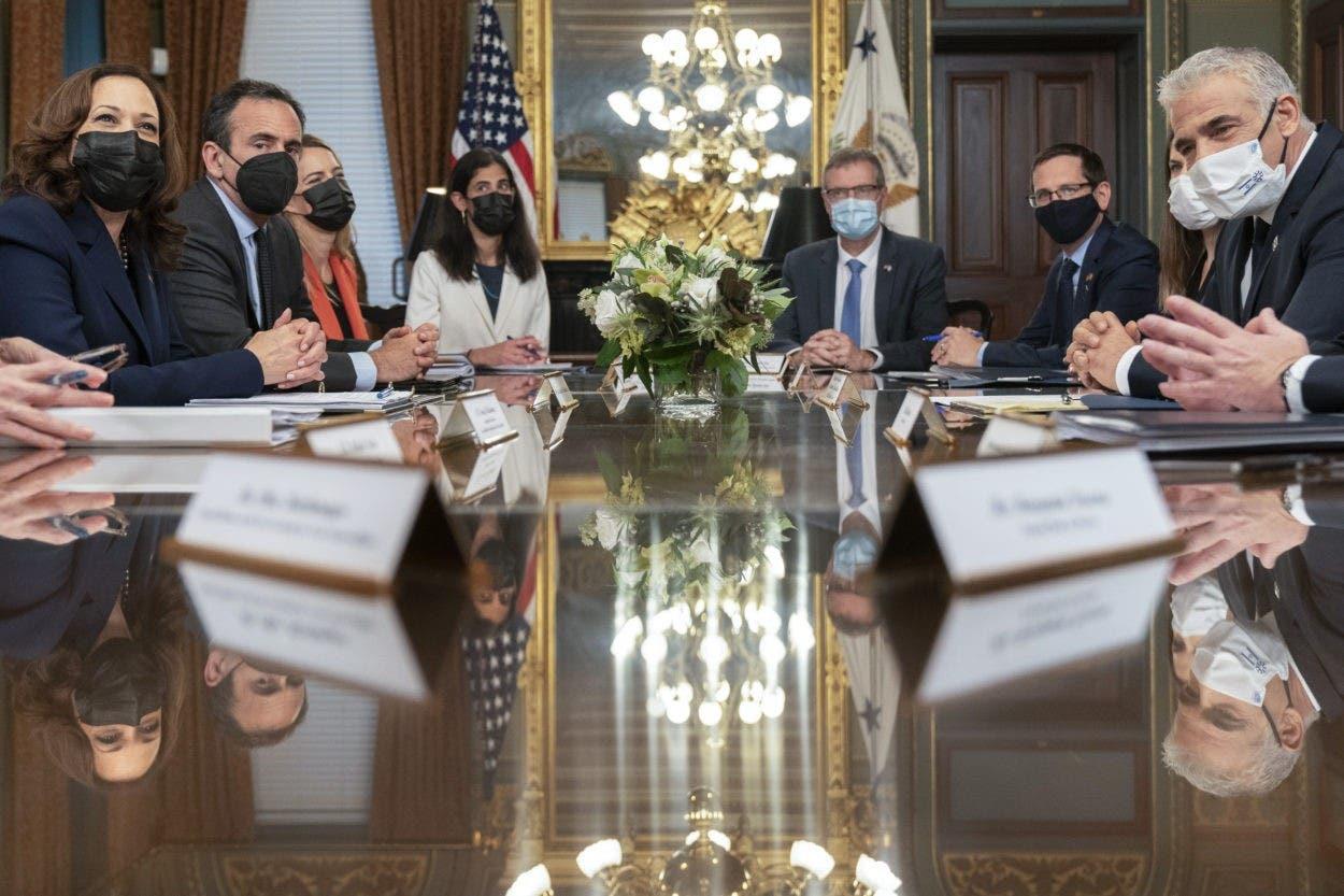 Israel busca en Washington extender sus relaciones con países árabes