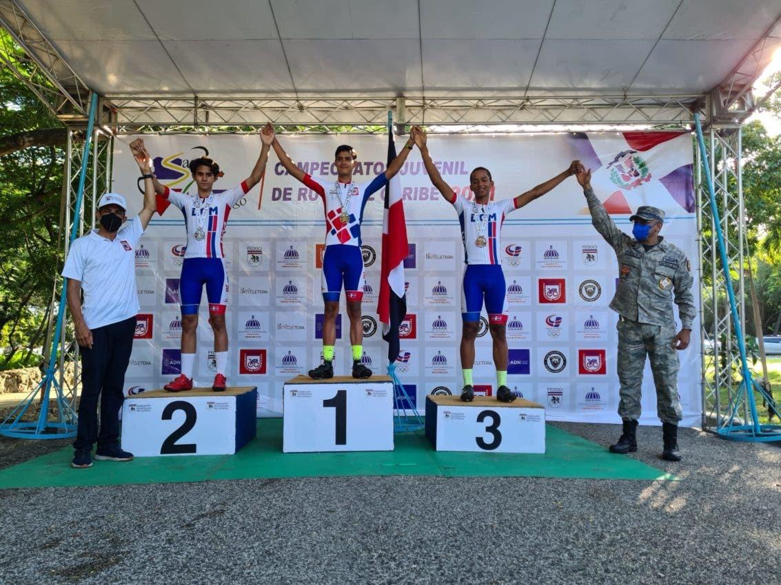 Fernández y Espiritusanto monarcas Campeonato Ciclismo