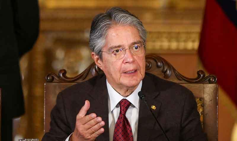 Lasso pide al contralor del Estado que verifique su declaración patrimonial