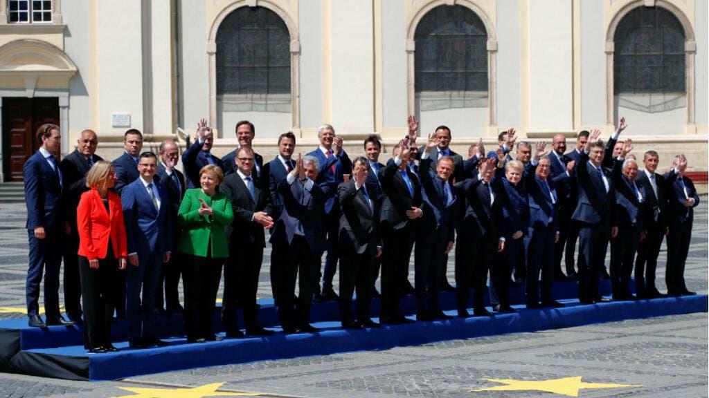 Líderes UE solicitaron a grandes economías aclarar planes  cero emisiones