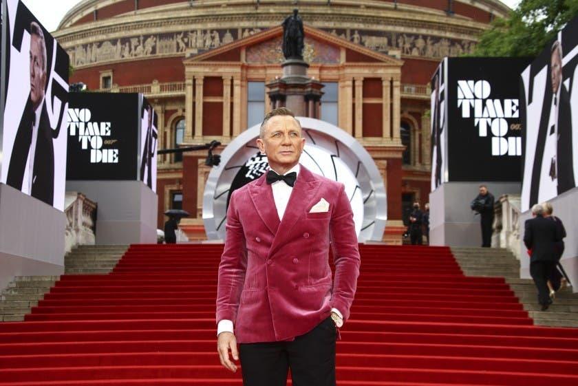 Mal debut en cines de EEUU para la última película de James Bond