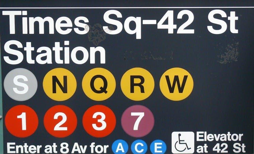 Más personas usando Tren en NYC