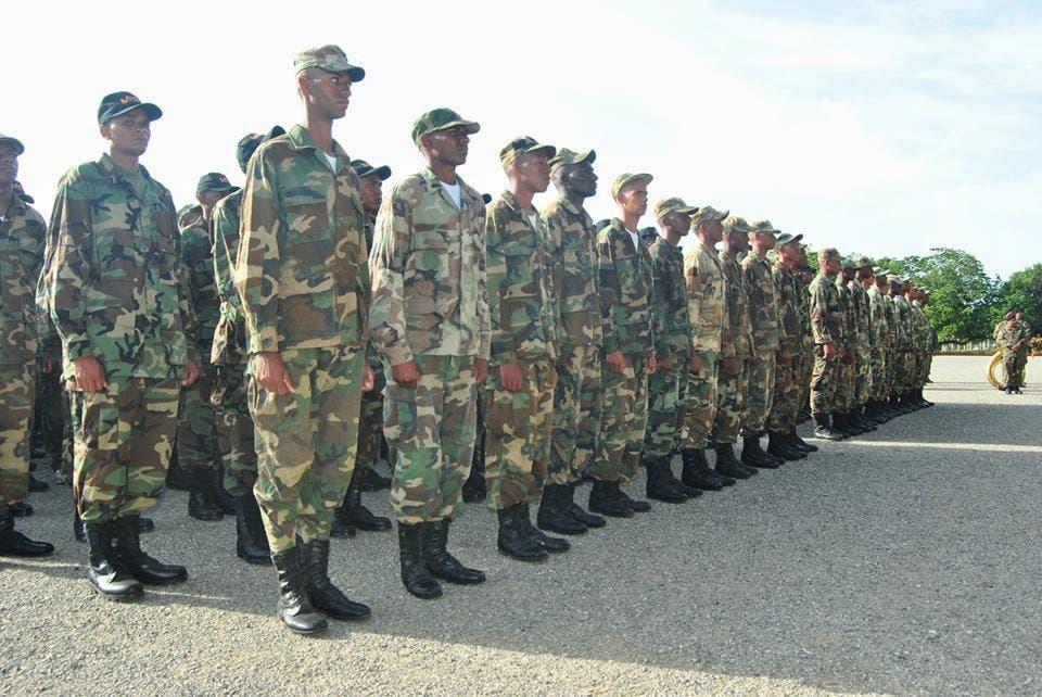 Ejército RD convoca a jóvenes que quieran  pertenecer a la institución