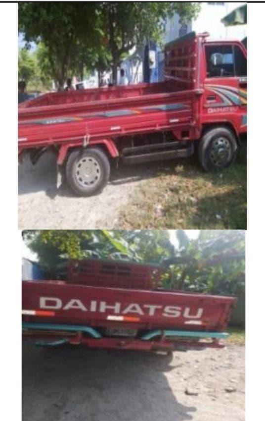 Policía apresa hombre robó camión en Santiago